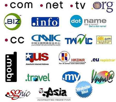 Websites, domain name, granting visas illegally