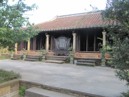 Hoi An, Quang Nam, restore ancient houses, Kim Bong Village