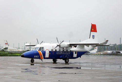 Coast Guard force receives 3rd patrol plane