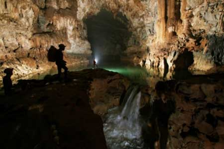 Tourists to flock to Quang Binh for Son Doong Cave tour