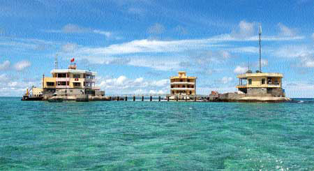 Sea doctor keeps Truong Sa vessels ship-shape