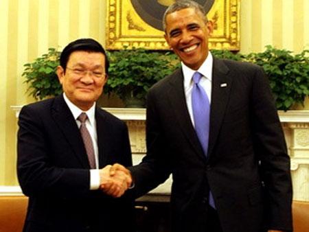 Vietnam, US establish comprehensive partnership