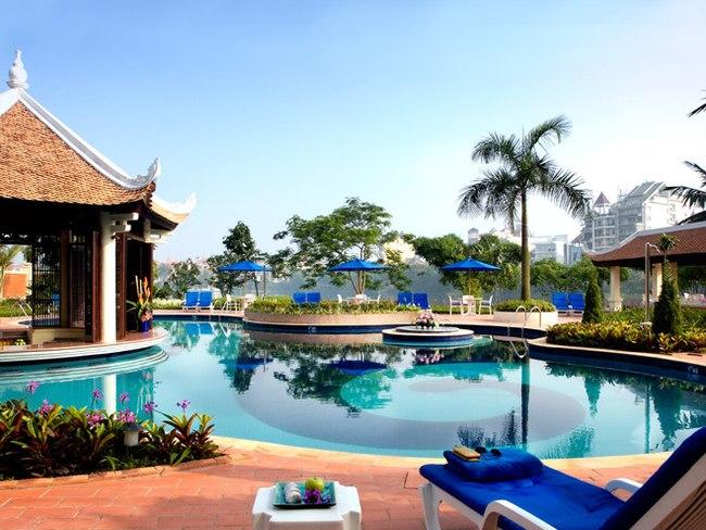 Five Star Hotel In Malaysia