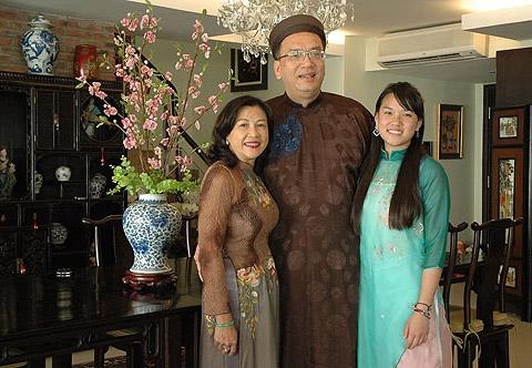 farewell, le thanh an, us, diplomat