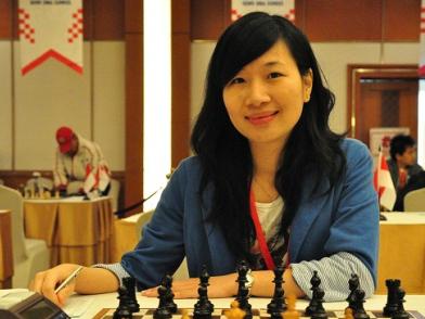 hoang thanh trang, elo 2500, super grandmaster title, chess
