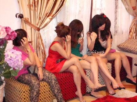 Vietnam girl prostitute