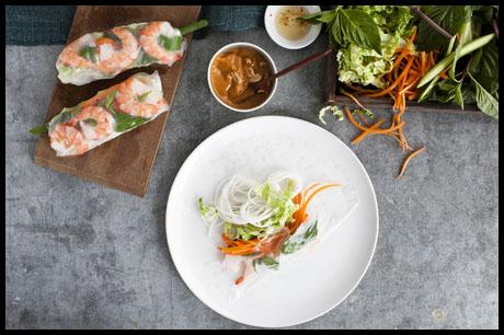 vietnamese cuisines, american magazine