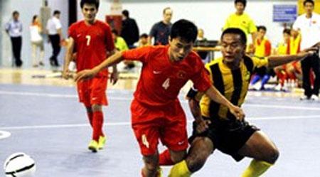 Asian Futsal Champs, Vietnam's futsal team