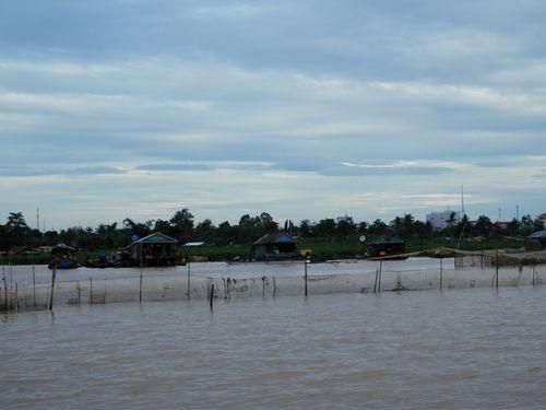 mekong delta, rice, hydropower plants