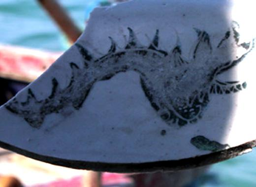 ancient ship, shipwreck, quang ngai, binh chau, ceramic