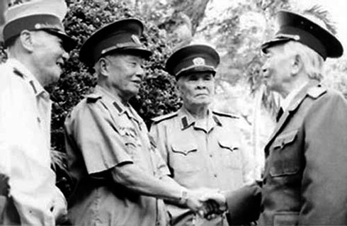 senior general vo nguyen giap essay Võ nguyên giáp was a vietnamese general in the vietnam people's army and a  politician võ  currey, cecil b, senior general vo nguyen giap remembers,  in journal of third world studies, fall 2003 currey, cecil b (2000) victory at.
