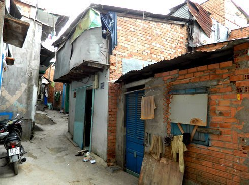 Over 2,600 houses illegally built in Saigon in six months