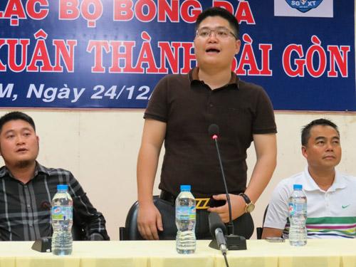 Saigon Xuan Thanh FC, V-league, withdraw, VFF, VPF