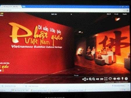 3D museum, Buddhist cultural heritage, ancient lamps