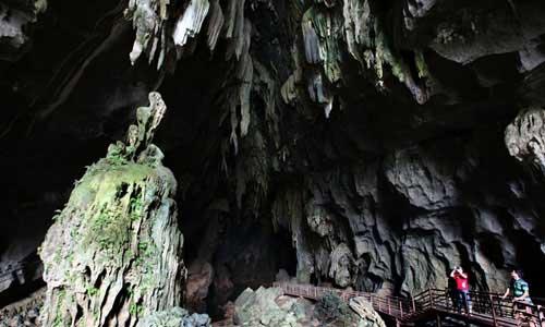 Quang Binh, Phong Nha-Ke Bang, Chay River, Toi Cave