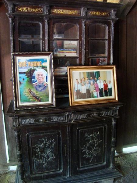 vo nguyen giap, childhood home, hometown
