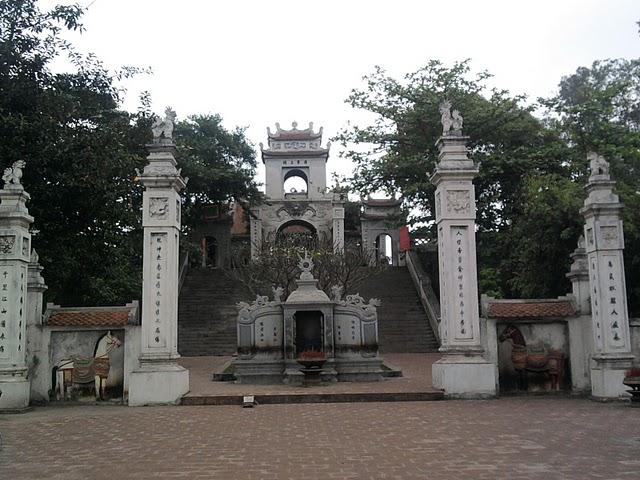 bai lu, nghe an, tourist site
