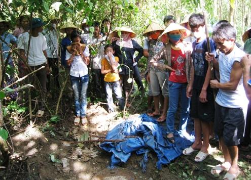 pollution, pesticide plant, thanh hoa, underground pollution