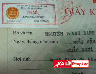 surname, nguyen, mistake, birth certificate