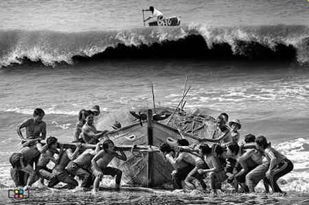 Vietnamese photographer wins international award