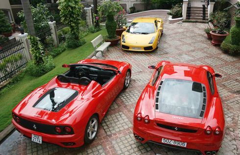 Super Cars In Vietnam News Vietnamnet