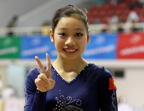 Gymnast Ha Thanh takes bronze at Croatia Grand Prix