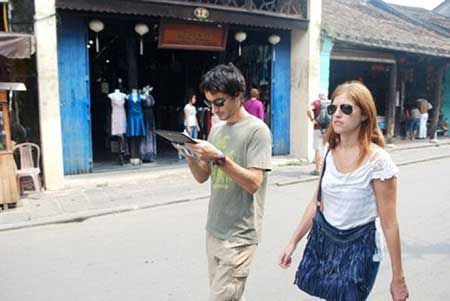 Hue, Hoi Ancient Town, Da Nang City, Ha Long City, wifi, VNPT
