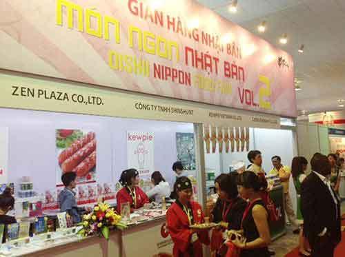 HCMC, Japanese cuisine, Japanese restaurant, Japanese investors