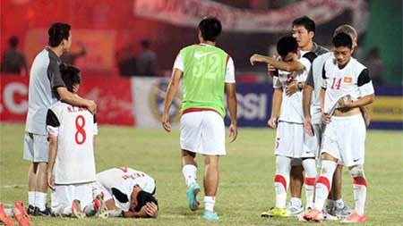 U19 championships, Indonesia, ASEAN, Vietnamese goalkeeper