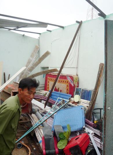 tornado, whirlwind, southern vietnam