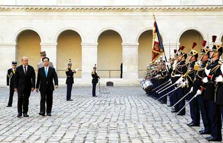 Viet Nam, France, defence industry, military technology, Asia-Pacific region