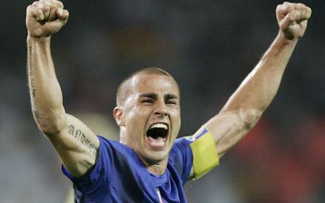 Fabio Cannavaro to attend Tiger Street Football 2013