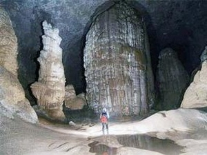son doong, cave, tourists, hcm city, airlines
