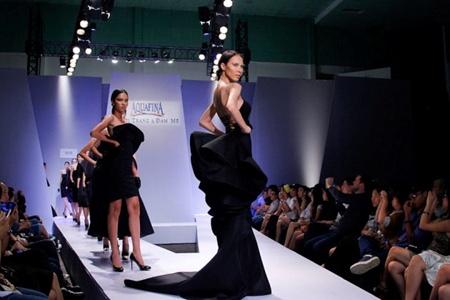 Vietnamese designer attends Fashion Week Paris 2013