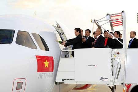 Viet Nam, France, VietJetAir, 92 A320 family aircraft