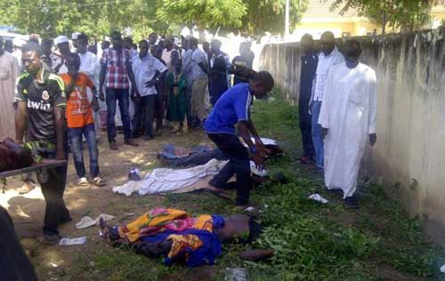 At least 47 killed in Nigeria college attack