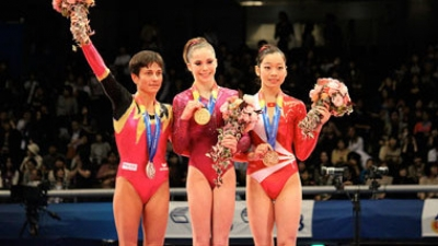 Vietnamese gymnasts eye medals at World Championships
