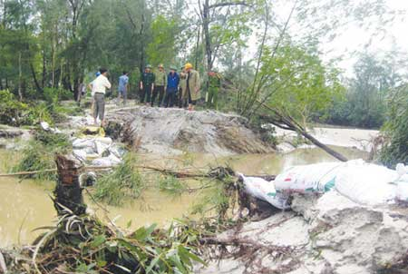 Storm Wutip, floods, flood-affected localities, storm's victims, help