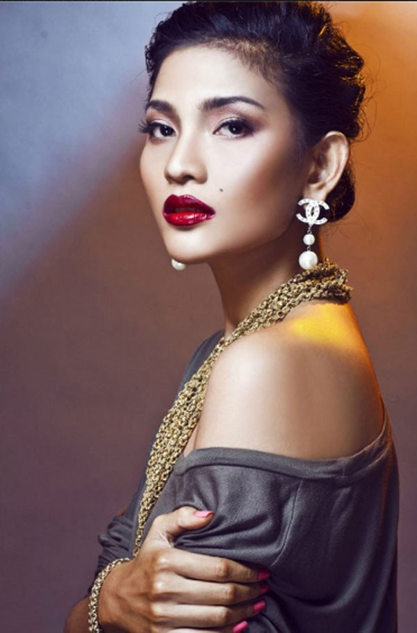 truong thi may, miss universe 2013