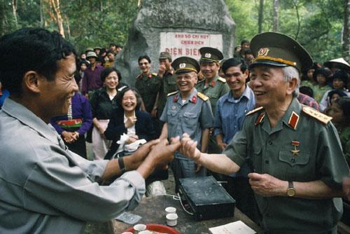 Vietnamese War Hero, General Vo Nguyen Giap, Dien Bien Phu, Catherine Karnow