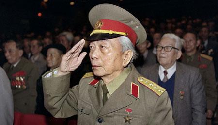 General Vo Nguyen Giap, foreign media, Dien Bien Phu