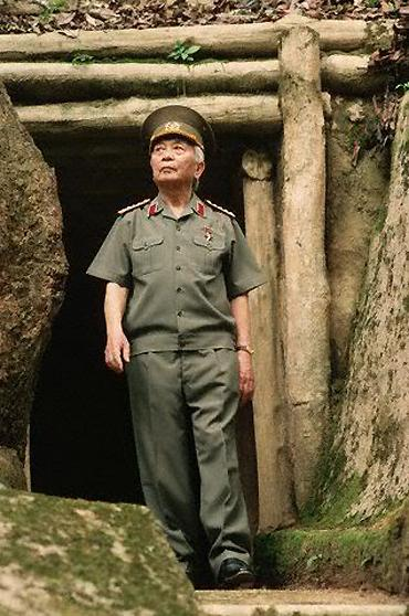 Vo Nguyen Giap's imprints of the past and present in Dien Bien