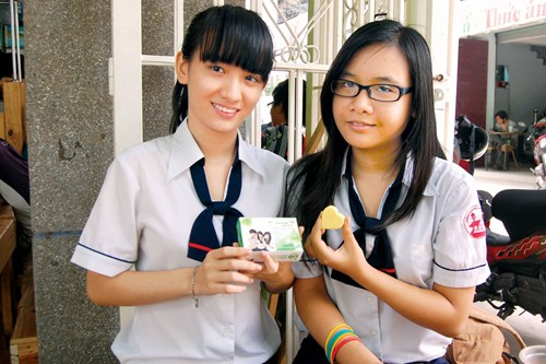 Innovation Competition, high-school students, environmental soap