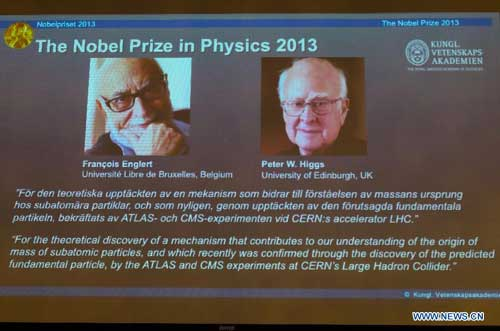 Research is my passion, says Nobel Prize winner in physics