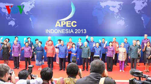 Vietnam, 25th APEC Summit, host, ASEAN members, 21st APEC Leaders' Meeting
