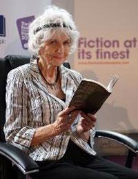 Murakami, Munro, Alexievich are Nobel literature favourites