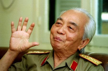 General Vo Nguyen Giap, Quang Binh, VRC