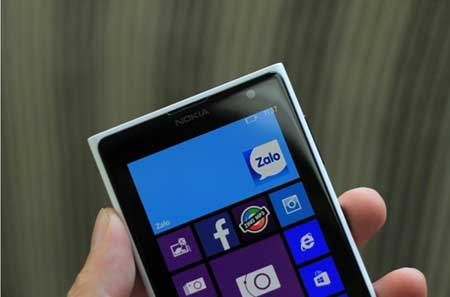 Zalo dials in on online market