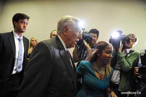 U.S. House passes Senate bill to reopen government, raise debt limit