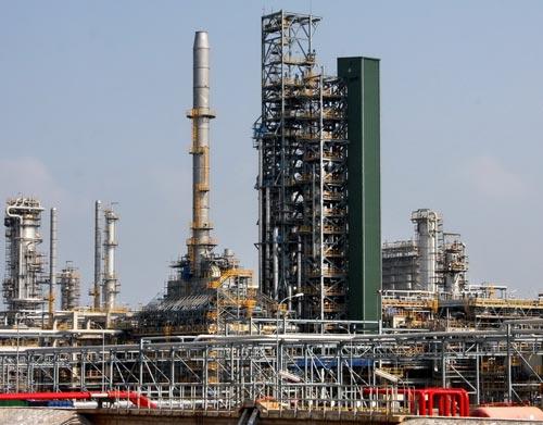 oil refinery, nghi son, dung quat